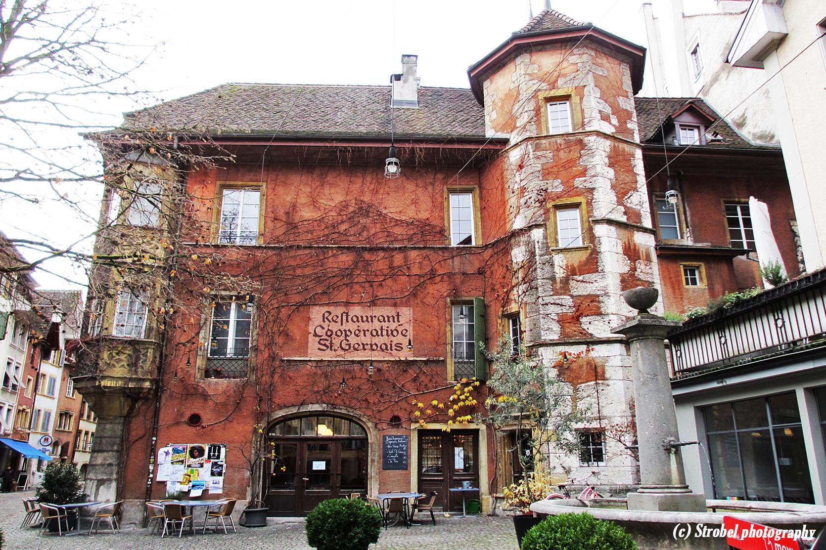 Untergasse 21, ehemaliges Abtenhaus vom Kloster Bellelay