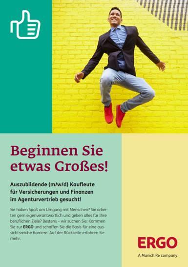 Sponsoren vorgestellt: ERGO Subdirektion Mattig - Agentur der ERGO Beratung und Vertrieb AG