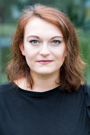 Lisa Maria Hörl als Musicaldarstellerin