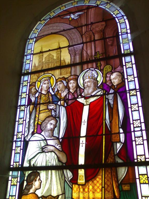 Eglise de BOUILLY   20 mn