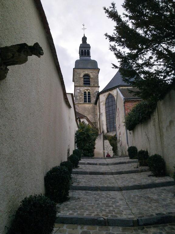 HAUTVILLERS  Berceau du champagne crée par le moine DOM PERIGNON