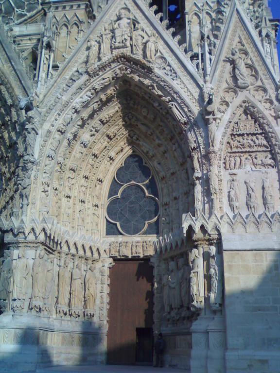 Cathédrale de REIMS  Portail