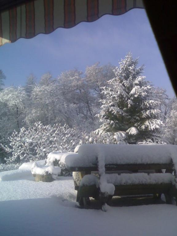 Même l'hiver, notre région est belle !