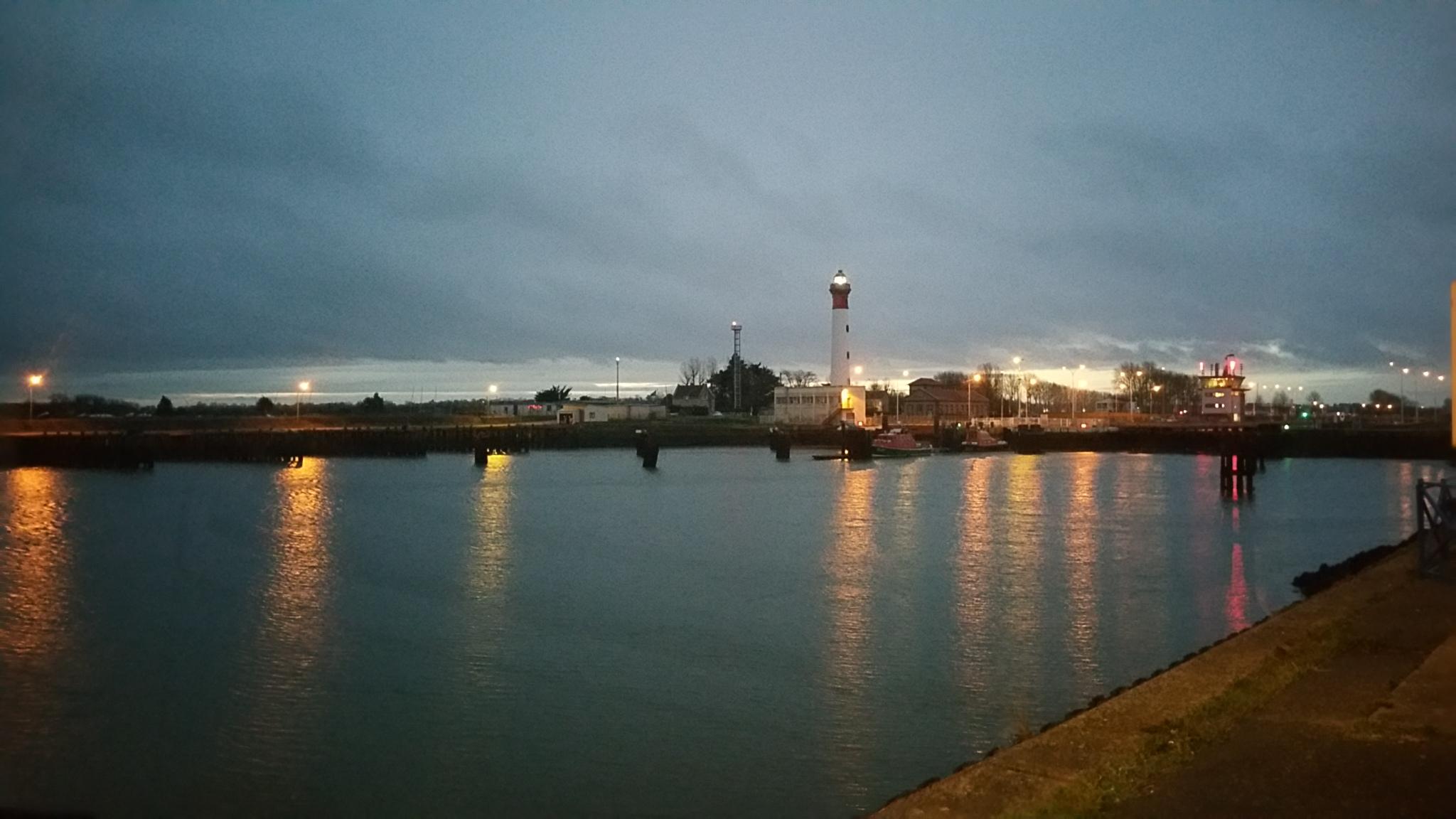 port de Ouistreham