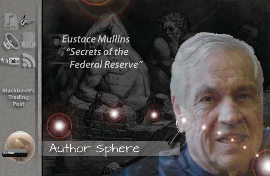 The politician offers to defend you against your enemies, so that he can deliver you to your ultimate enemy--Satan.'--Eustace Mullins (Curse of Canaan, ...