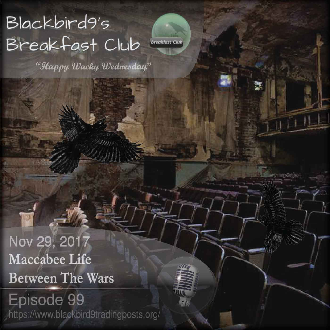 Maccabee Life Between The Wars - Blackbird9