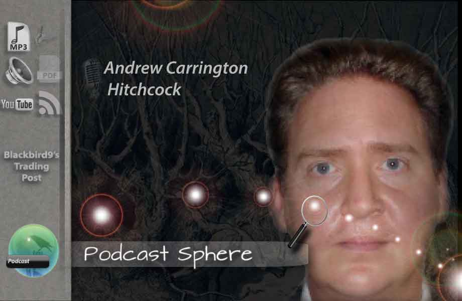 Andrew Carrington Hitchcock - Podcast Sphere