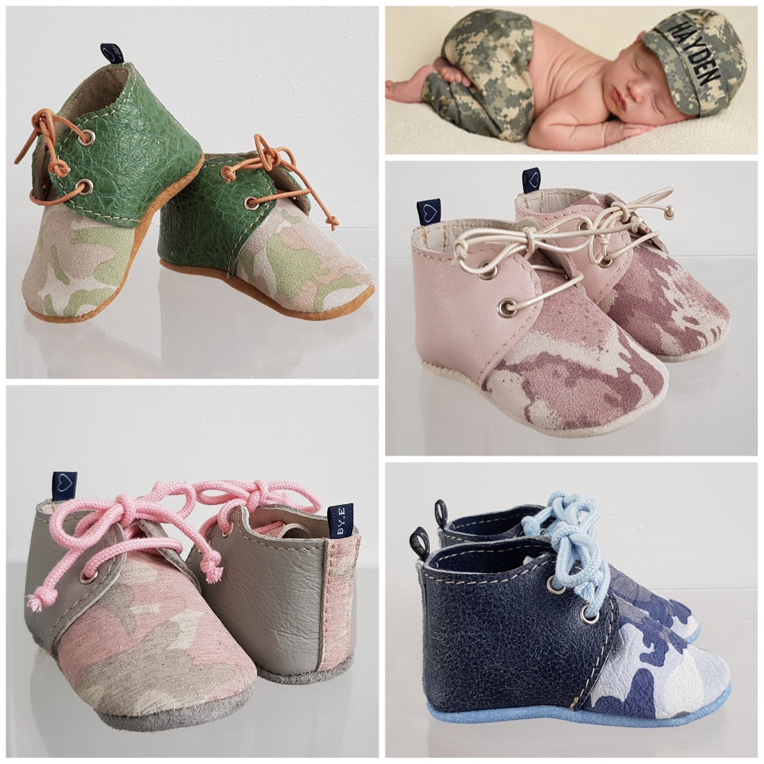 BY.E Little Shoes, let's start small!