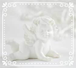 angel lying