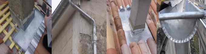 zinc de toiture