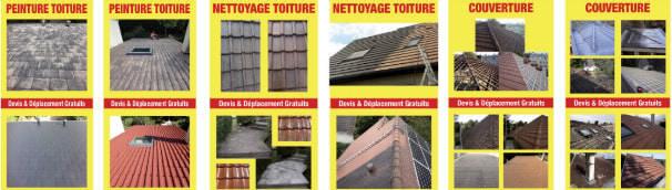 Protection mur et toiture