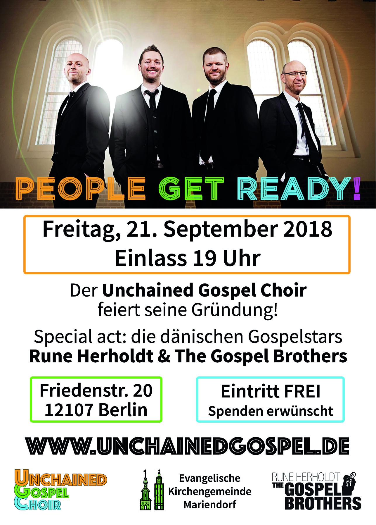 Gospelchor berlin