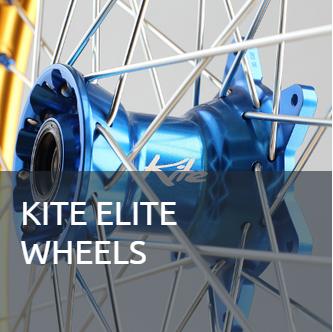 KITE ELITE WHEELS Räder für den Profi Bereich - Für die wahren Champions