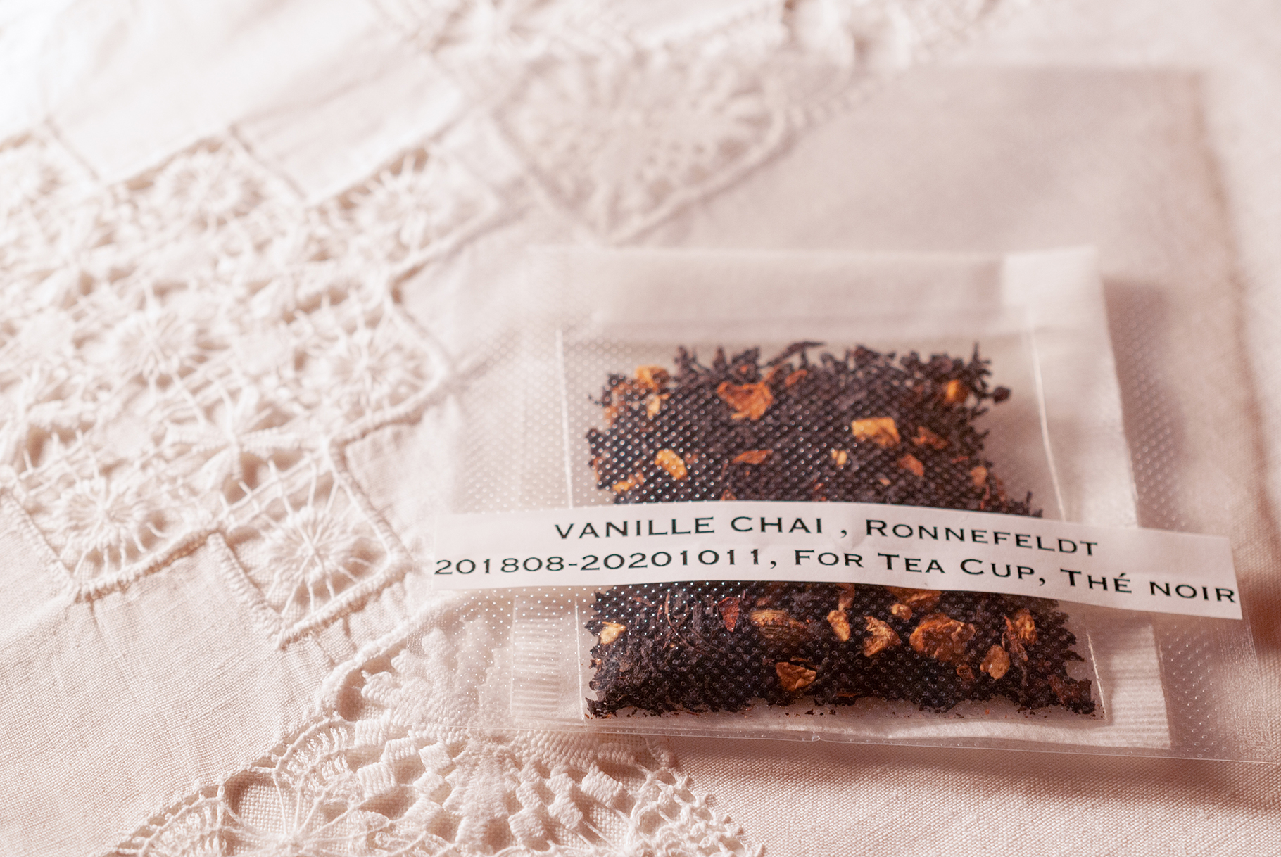 Vanille Chai, Fleur*Fleur*
