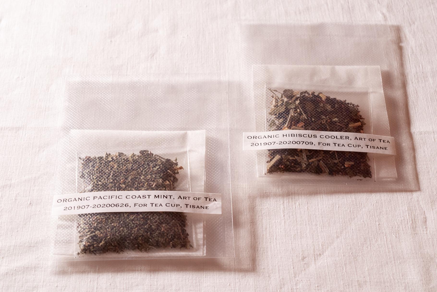 Art of Tea Set 1, Fleur*Fleur*