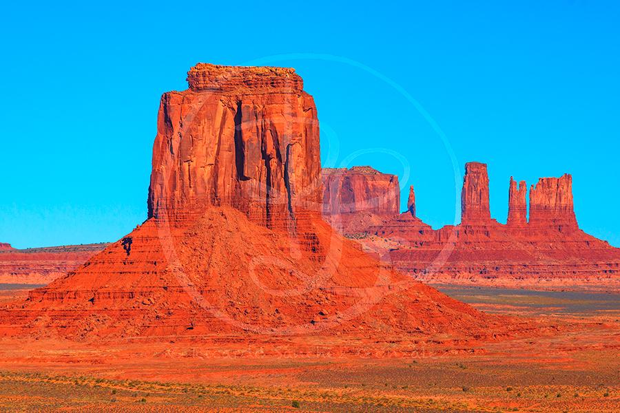 Ojalto-Monument Valley.