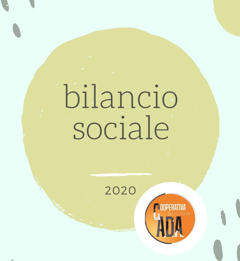 Sfoglia il Bilancio Sociale del 2020!
