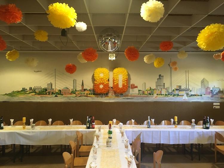 - 80. Geburtstag / Familienfest -