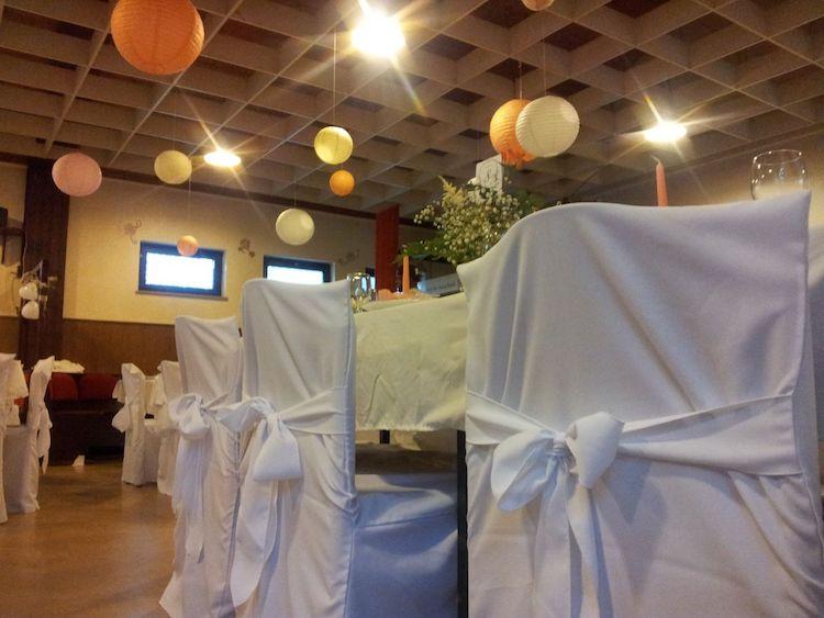 """- Hochzeitsfeier """"Lampions"""" -"""