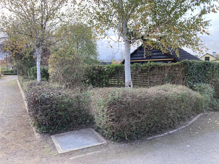 - Ecke Lemgoer Weg / Rosenweg -