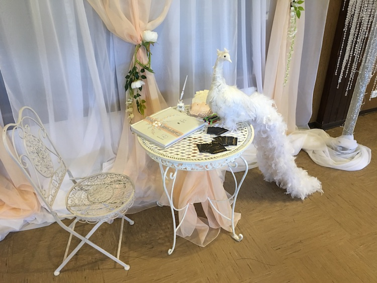 """- Hochzeitsfeier """"Hochzeitstisch"""" -"""