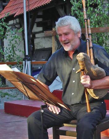 Rainer Verne - Abschied nach 28 Jahren Chorleitung - 2008