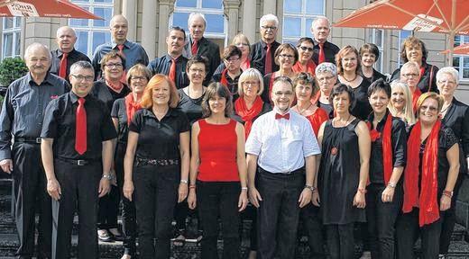 5 Jahre - Werntal tonal - 2014 Leitung: Rudolf Wurm