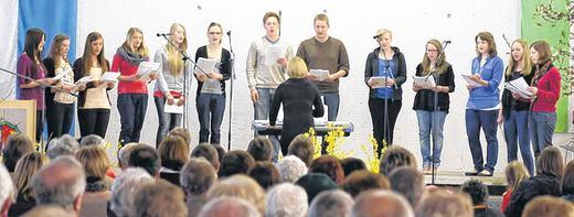 Jugendchor - Unüberhörbar - 2012