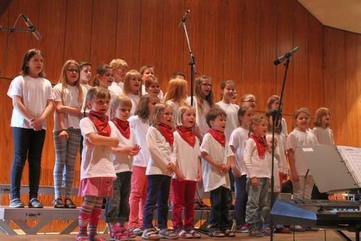 Singkreis für Kinder - 2014
