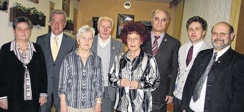 Ehrungen -  2009