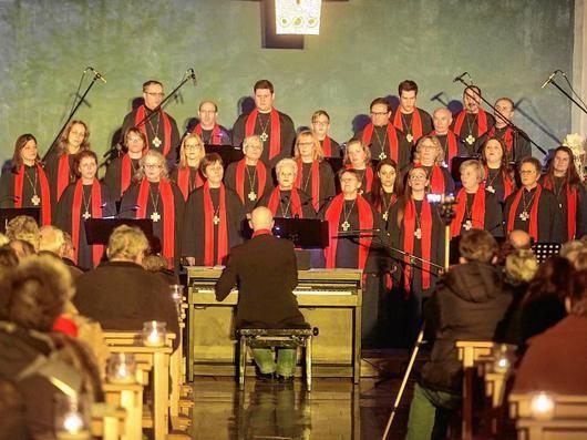 Konzert in Sulzfeld - 2016 - Leitung: Falko Rüd