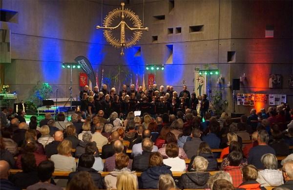 7. Singsucht - Chorissimo - St. Bartholomäuskirche -2018