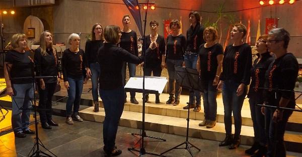 Frauenpower - Leitung: Yvonne Göb