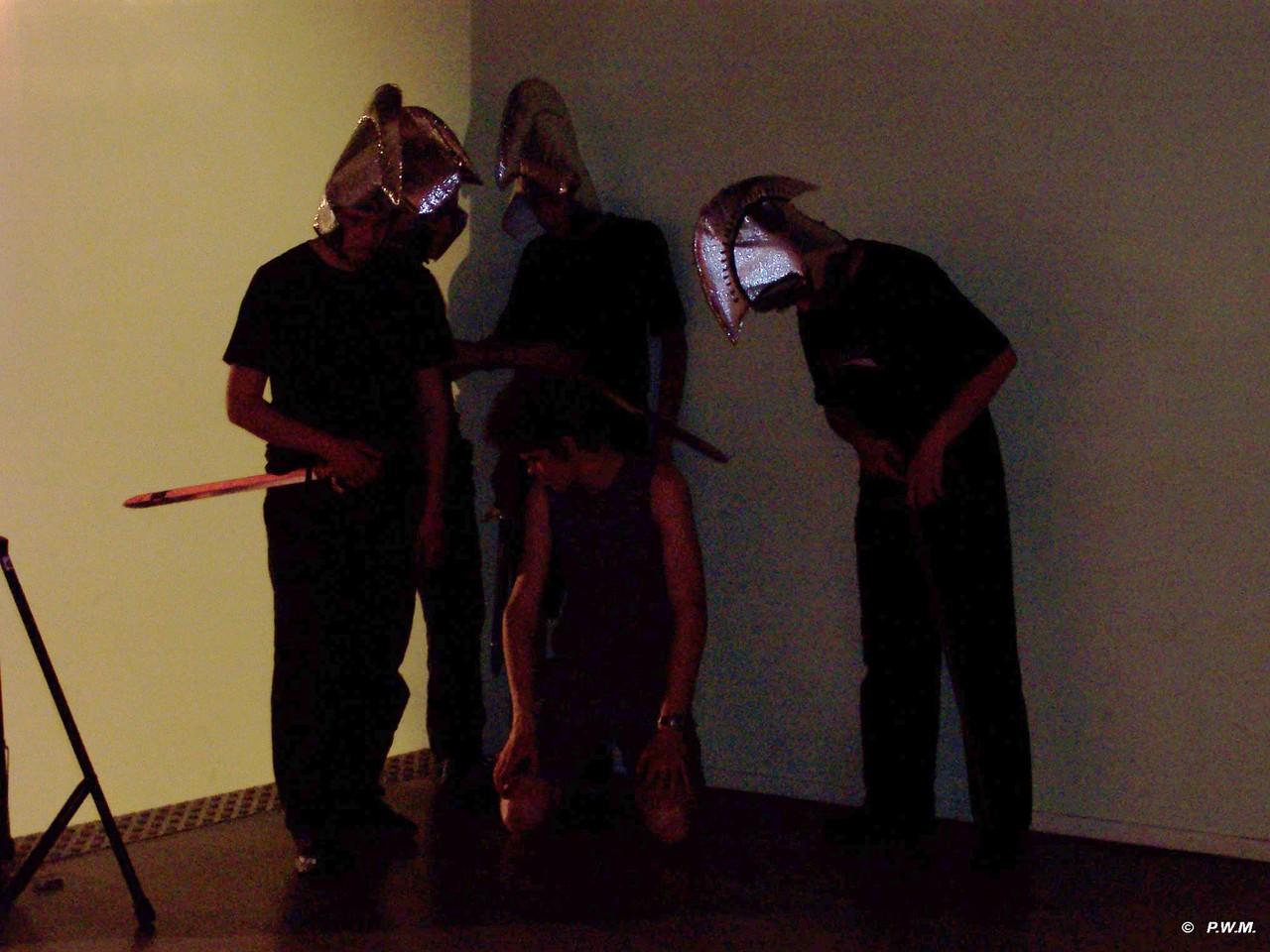 """""""Die Botschaft"""" (2007)"""