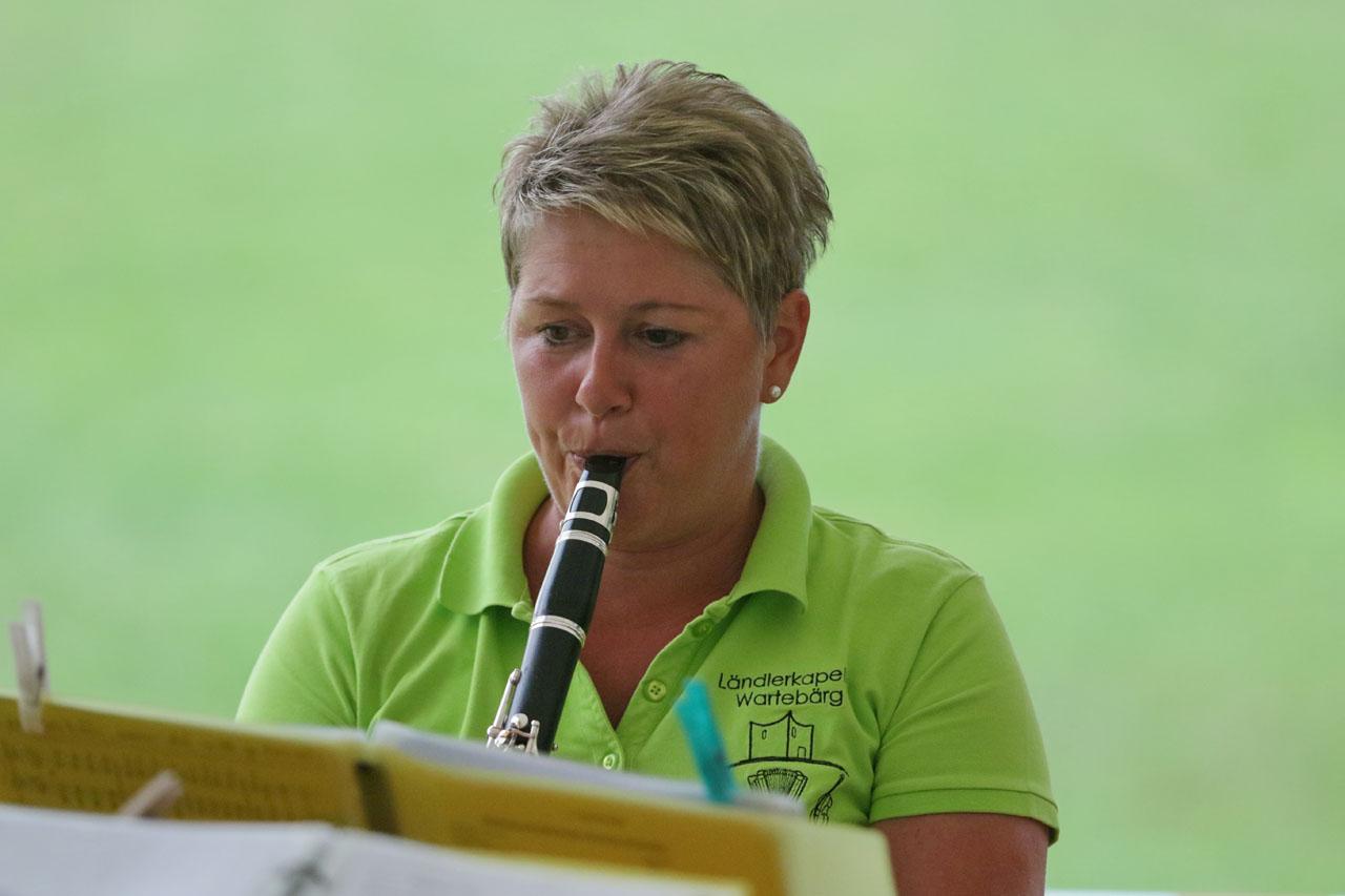 Traditionelle Musik aus dem Bündnerland mit der Baselbieter Ländlergruppe Wartebärg