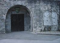 Eingang zur Elisabethquelle