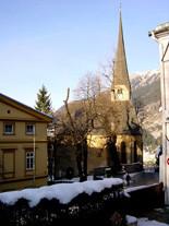 Die Nikolauskirche