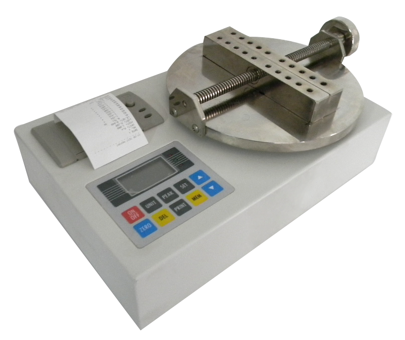 Torquímetro para taparoscas