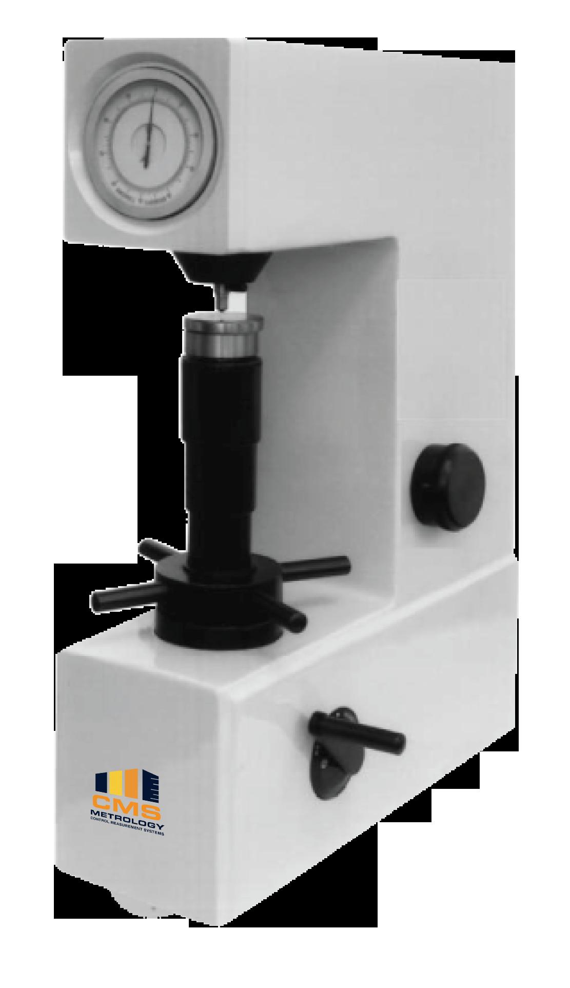 Máquina probadora de durezas Rockwell y Rocwell superficial HR-150MT