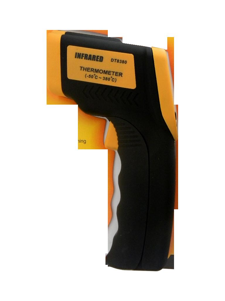 Termómetro Infrarrojo digital DT8380