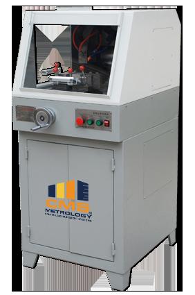 Cortadora de muestras metalográficas QG-5A