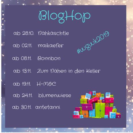 BlogHop #wgwk2019