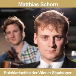 Buchen Sie Matthias Schorn!
