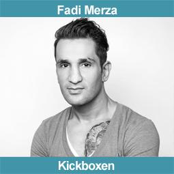 Buchen Sie Fadi Merza!
