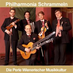 Buchen Sie die Wiener Philharmonia Schrammeln!