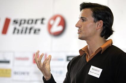 Sporthilfe Forum 2009: Vortrag von Mag. Heralic