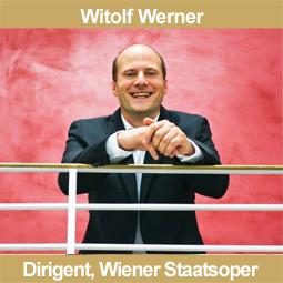 Buchen Sie Witolf Werner!