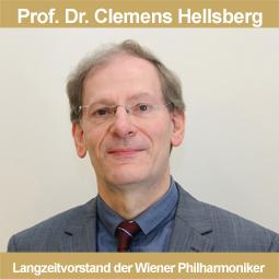 Buchen Sie Prof. Dr. Clemens Hellsberg!