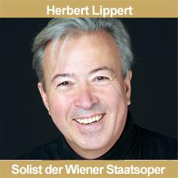 Buchen Sie Herbert Lippert!