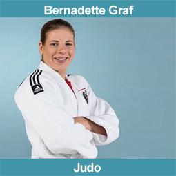 Buchen Sie Bernadette Graf!